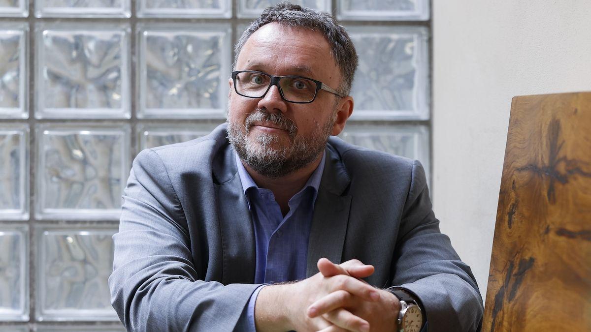 Spisovatel Michal Sýkora: Snad zažíváme zlatý věk české detektivky
