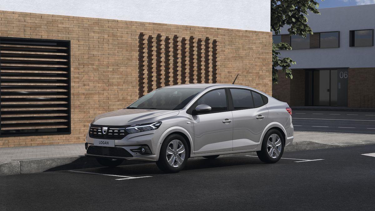 Nová Dacia Logan má ceny pro český trh, v nabídce je pouze na LPG