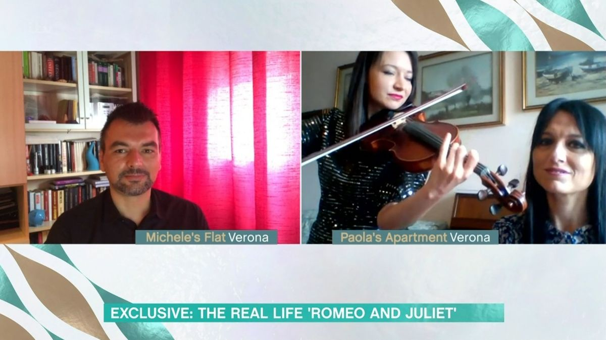 Romance novodobých Romea a Julie pokračuje. Pár chystá svatbu
