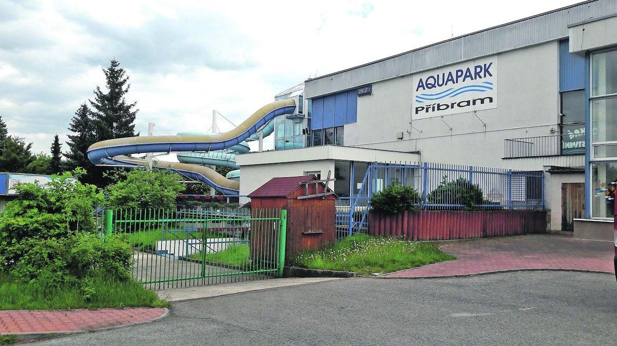 Příbram stopla megalomanskou přestavbu aquaparku