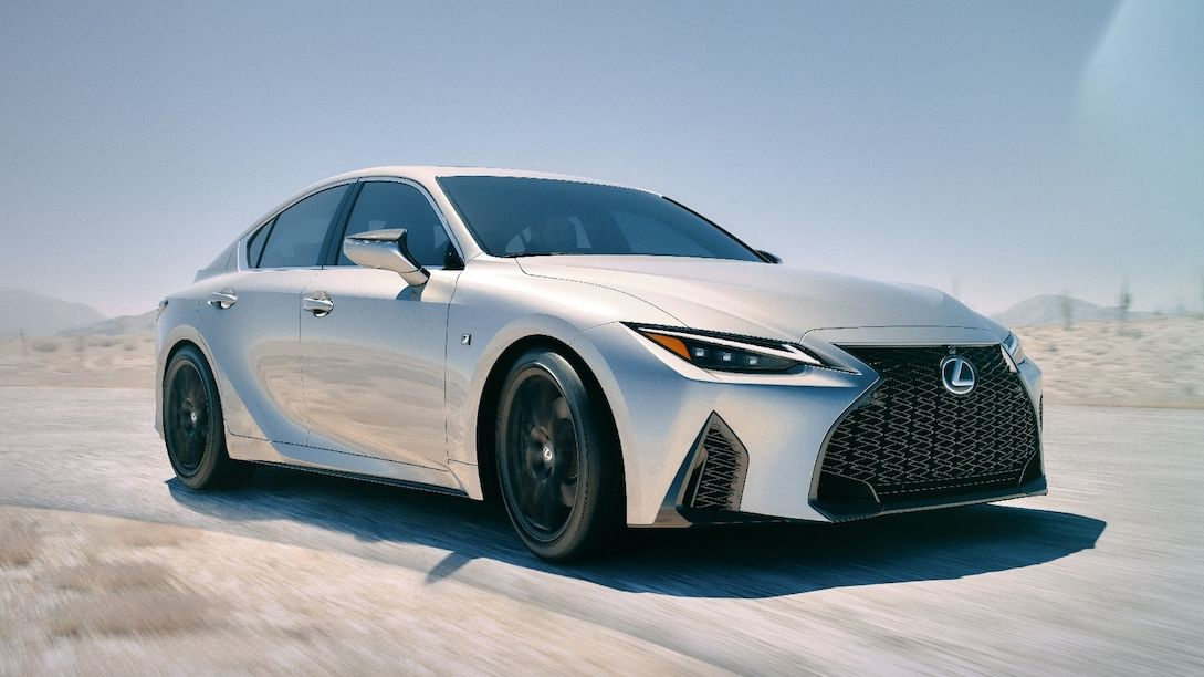 Lexus IS 350 F Sport 2021