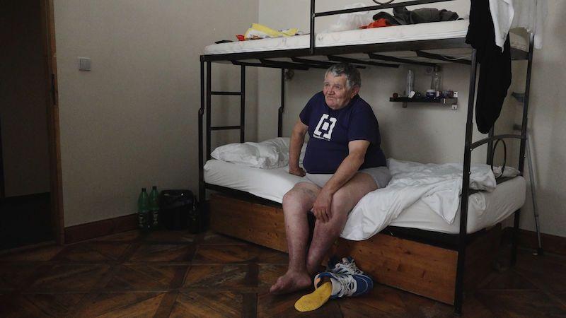 Bezdomovci zůstanou v pražských hotelech až do příštího jara