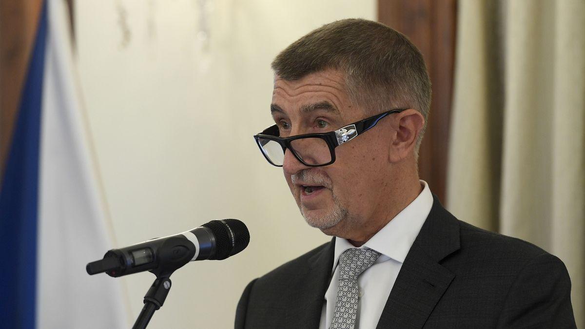 EU musí jednat, deklarace nestačí, tvrdí Babiš k dění v Bělorusku