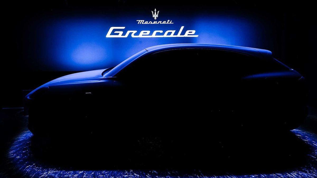 Maserati odkládá premiéru menšího SUV Grecale
