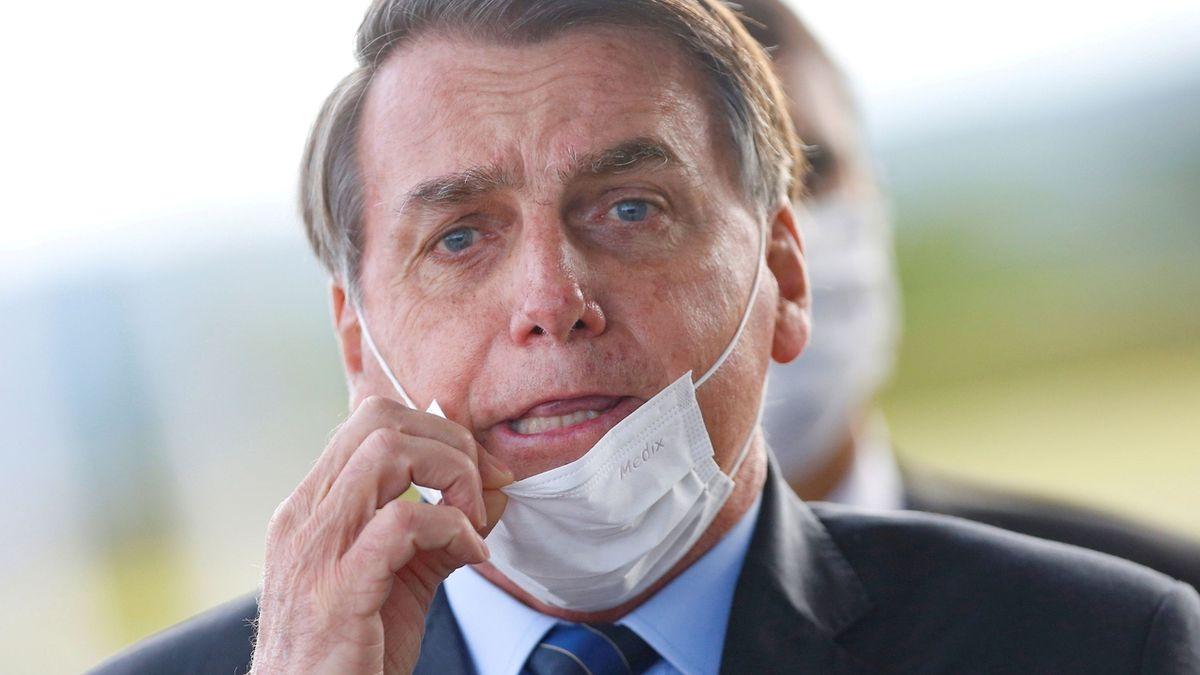 Brazilský prezident chce zabránit sociálním sítím mazat příspěvky