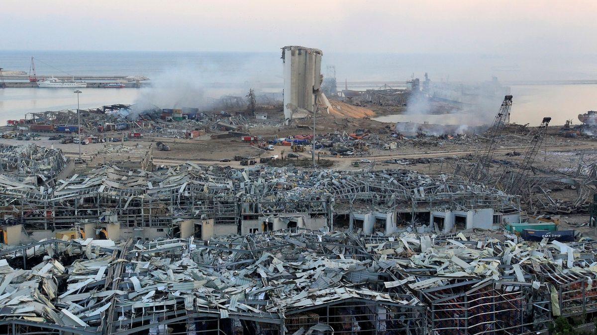 Masivní výbuch mohla způsobit i malá část chemikálie, tvrdí vědec