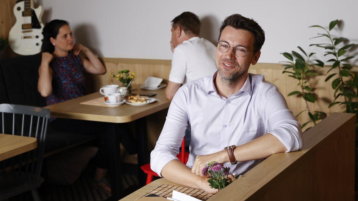 Herec Lukáš Hejlík: Ve čtyřiceti letech získávám filmové zkušenosti