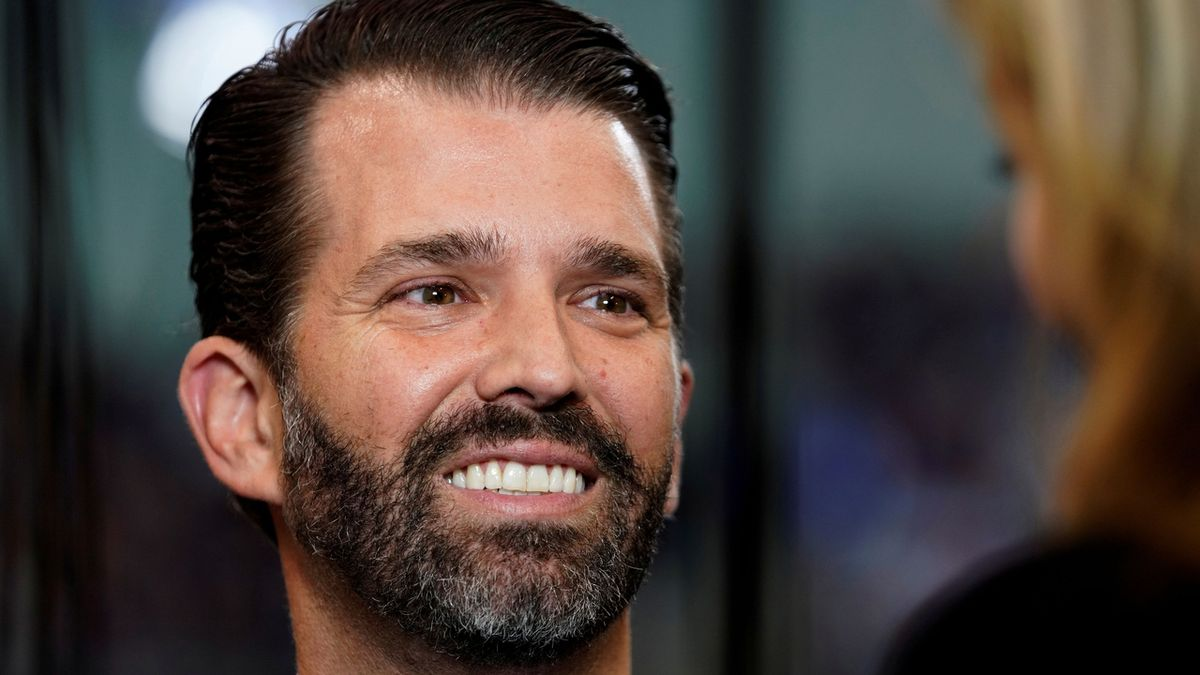 Donald Trump junior