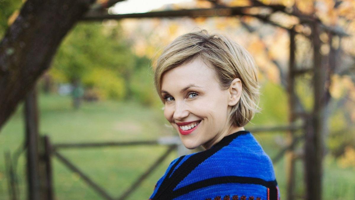 Herečka Vlastina Svátková: V psaní jsem sama sebou a na nic si nehraju