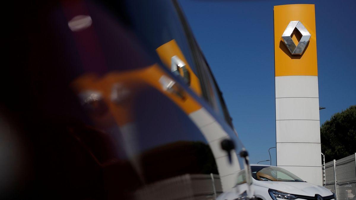Renault měl loni kvůli pandemii rekordní ztrátu 207 miliard