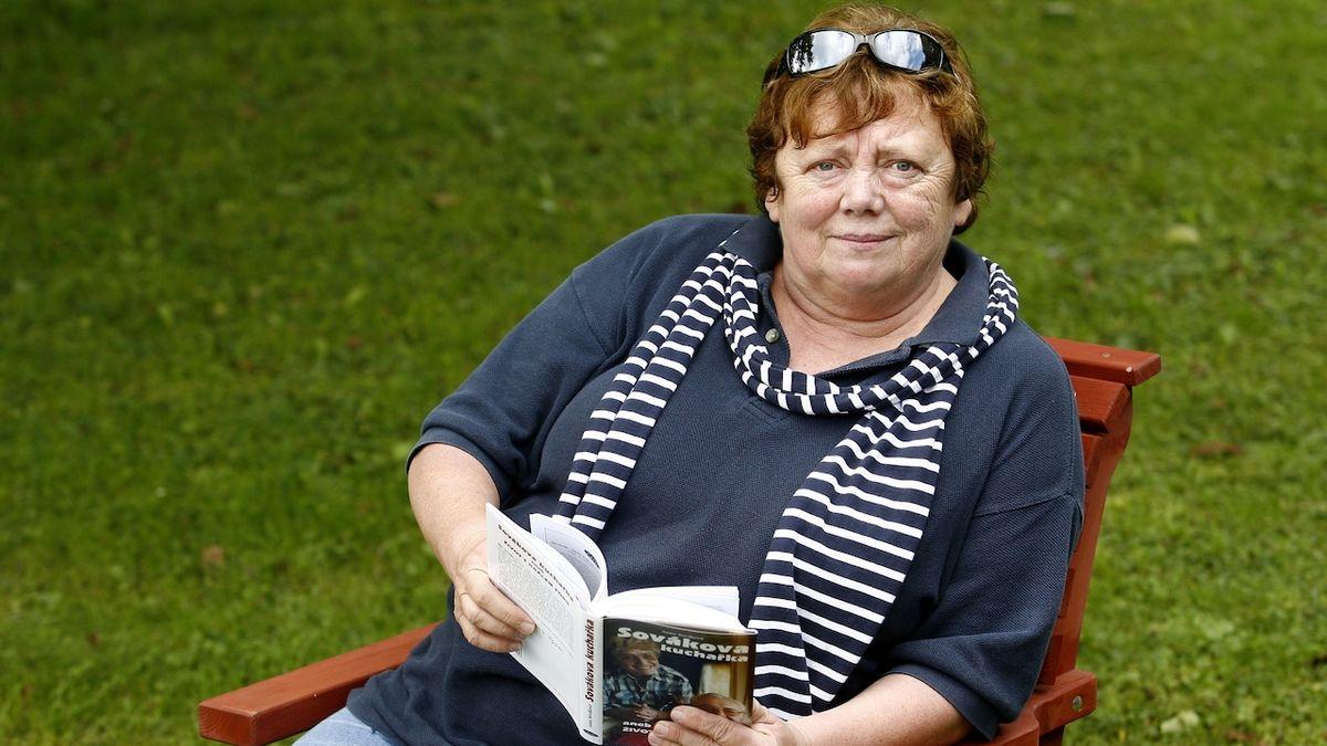 Spisovatelka a nakladatelka Slávka Kopecká: Ota Pavel bude vždy literární hvězda