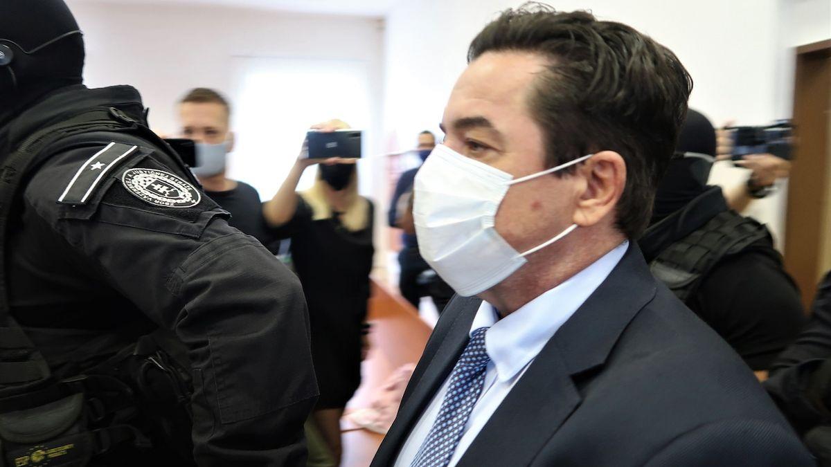 Kočner dostal 19 let vězení za falšování směnek