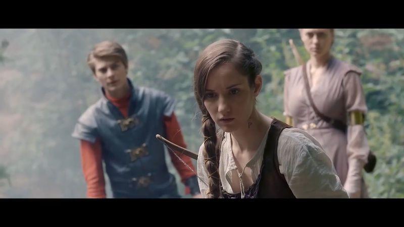 RECENZE: Pohádce Princezna zakletá v čase háv fantasy sluší