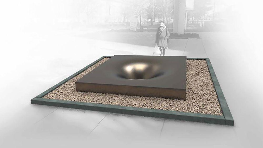 Památník obětem prosincové střelby u ostravské nemocnice bude symbolizovat mrtvé slunce