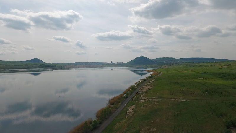 Jezero Most se otevřelo veřejnosti