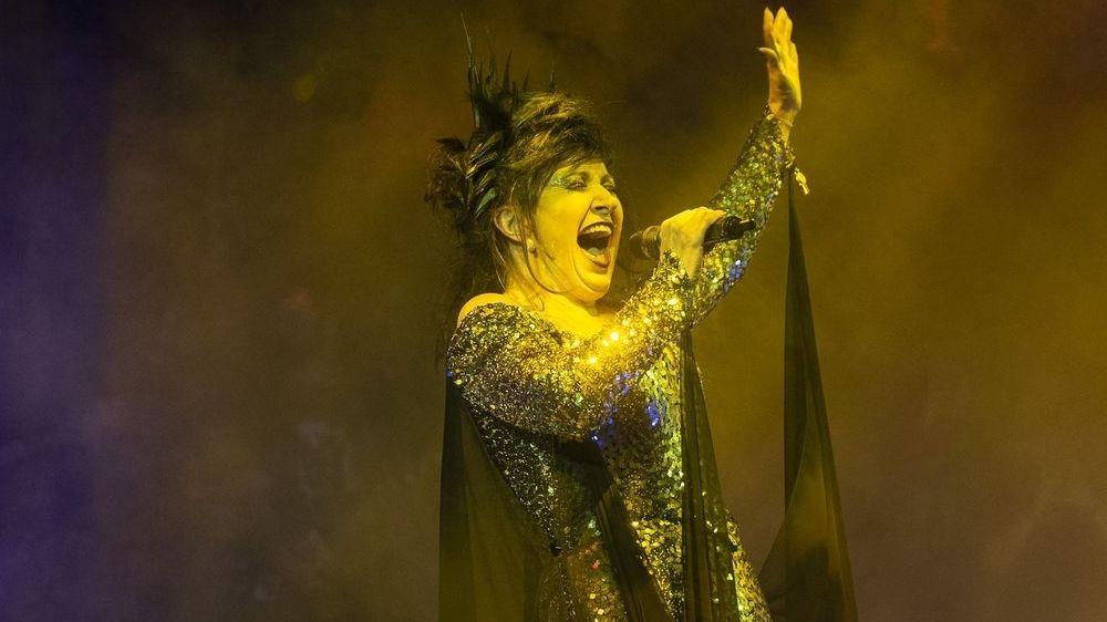 Eva Urbanová odzpívá premiéru rockové opery Trója