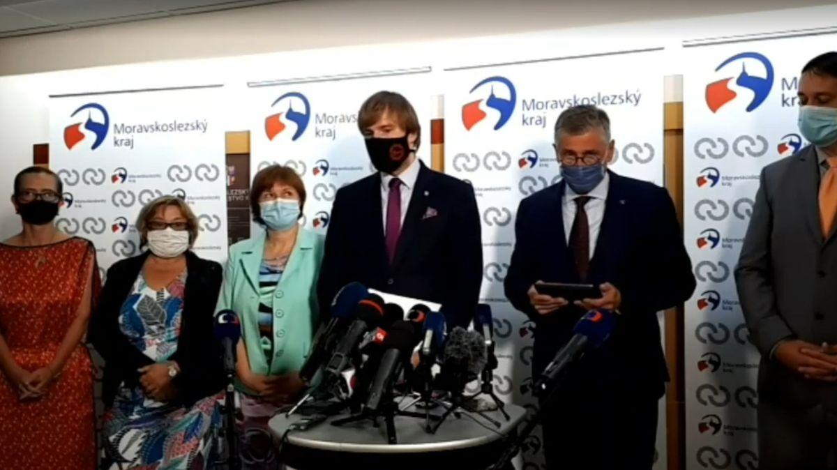 Vojtěch: Další zpřísnění opatření na severu Moravy se nechystá