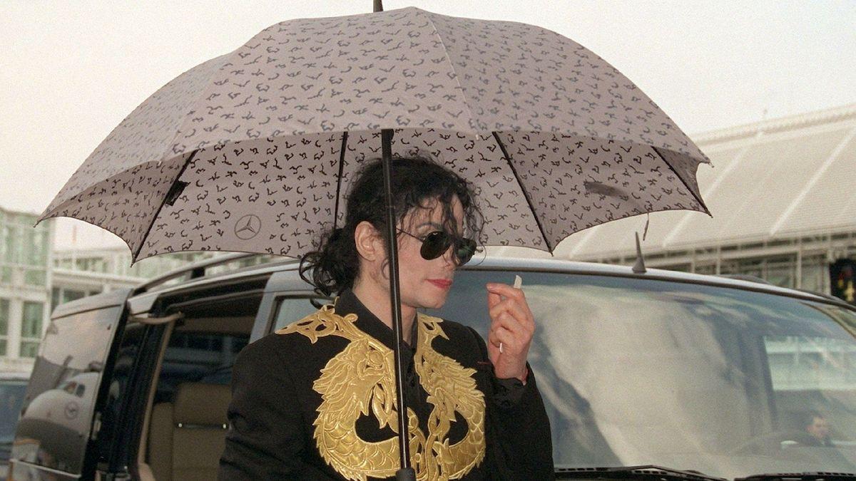 Michael Jackson si o filmové role říkal osobně