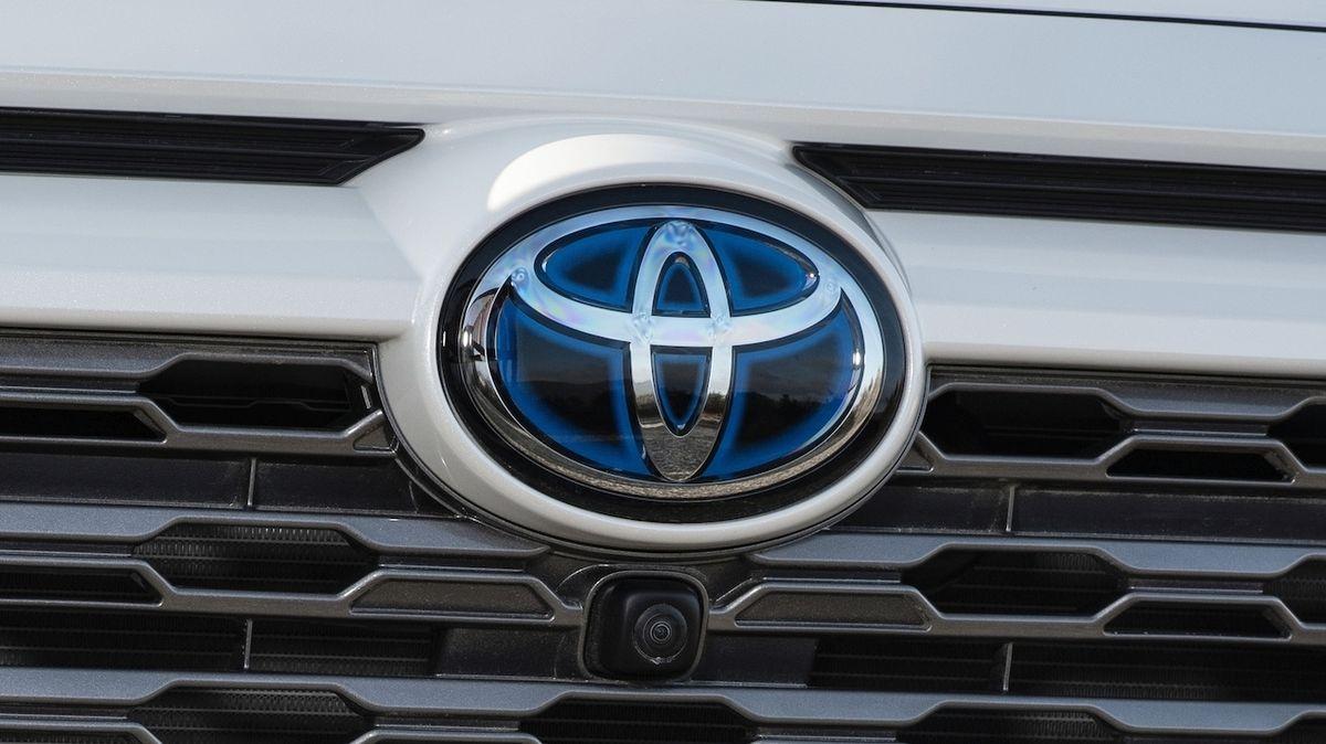 Toyota v Evropě prodala méně aut, podíl na trhu ale zvýšila