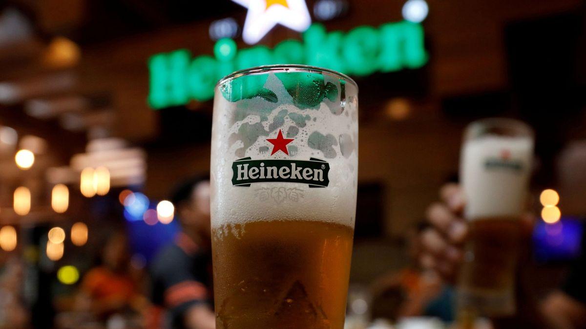 Heineken v pololetí zdvojnásobil zisk, čeká ale slabší konec roku