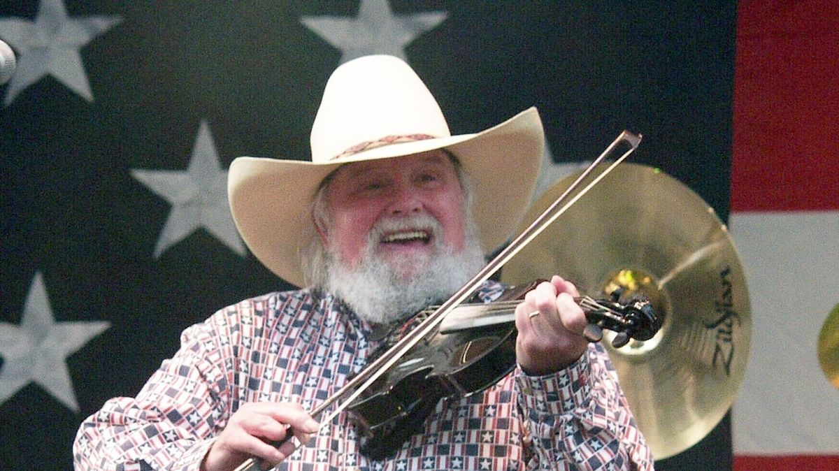 Zemřela americká legenda country Charlie Daniels