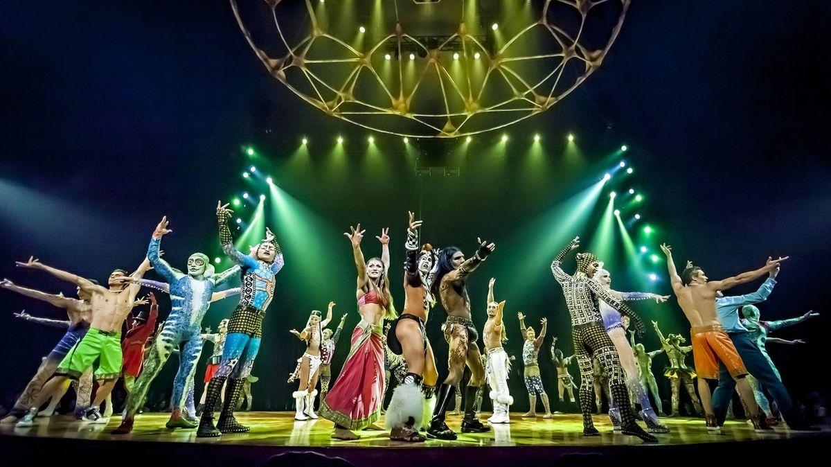 Cirque du Soleil čelí bankrotu