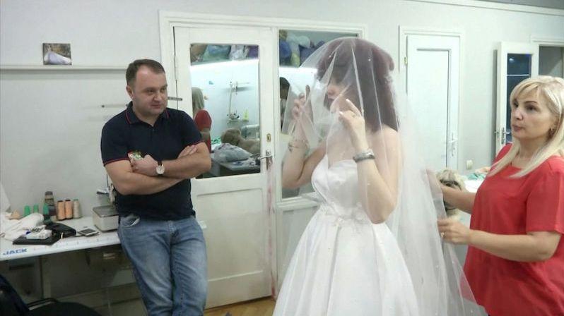 Mladé snoubence potkala smůla, která se jen tak nevidí