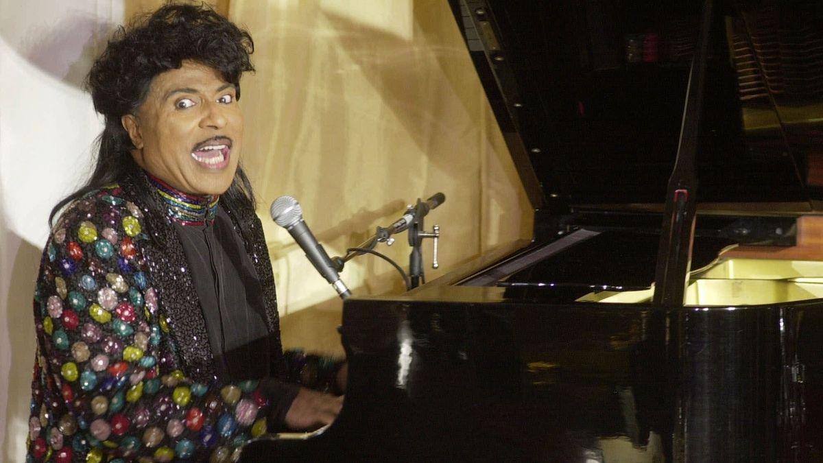 Zemřel Little Richard, jeden ze zakladatelů rock'n'rollu
