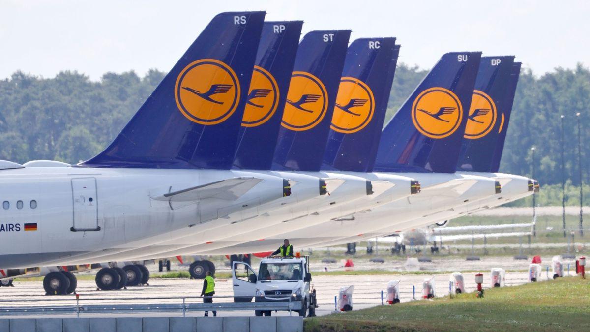 Lufthansa se nadále potýká s miliardovými ztrátami