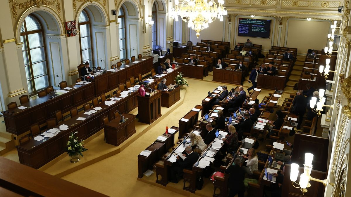 Zkušení politici nenechali ve Sněmovně místa nováčkům
