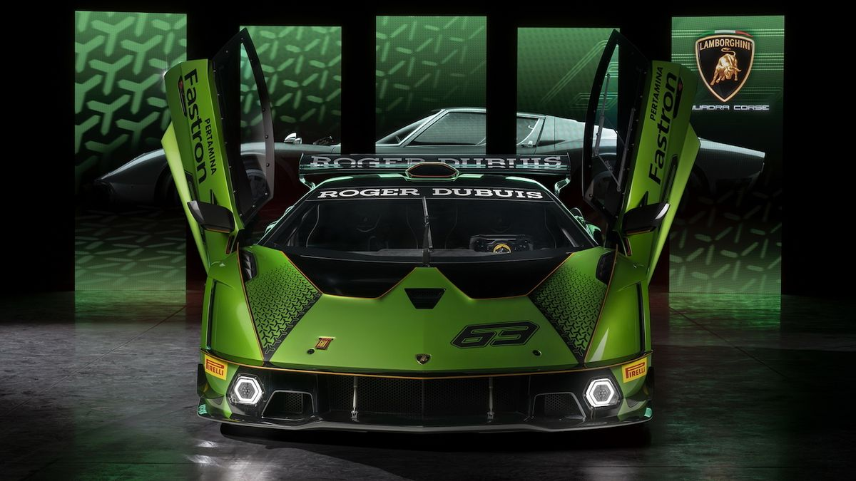 Lamborghini stále věří motorům V12, letos představí dva nové modely