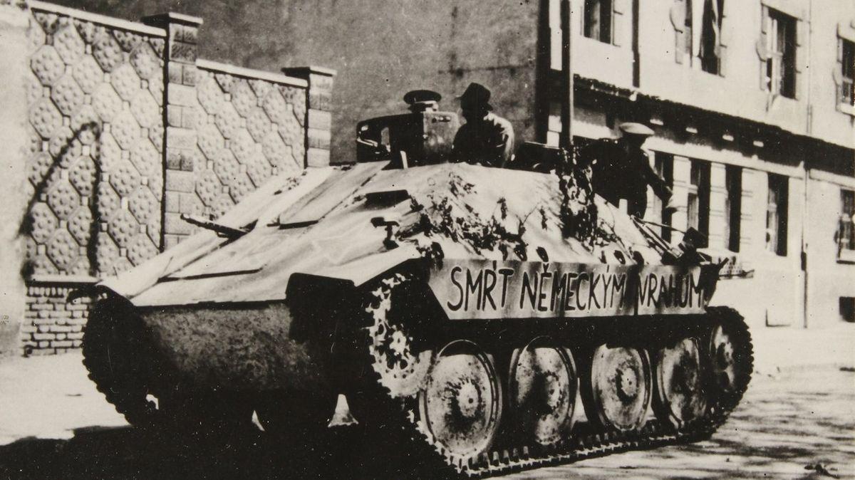 Před 75 lety začalo Pražské povstání