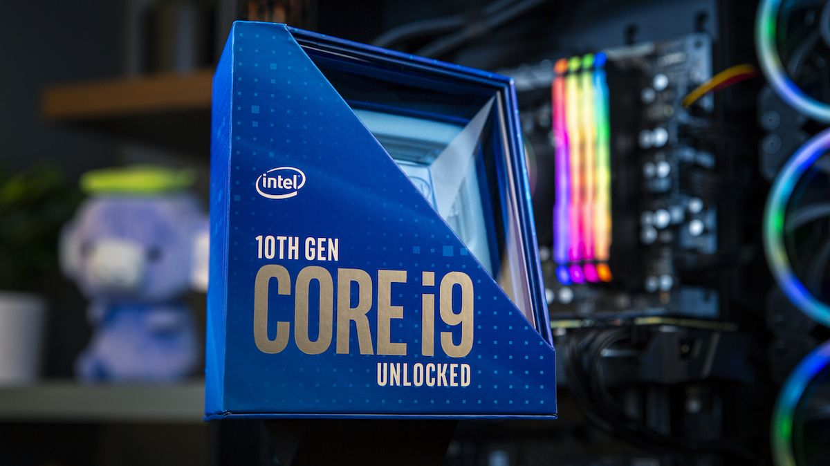 Procesor Intel Core i9-10900K