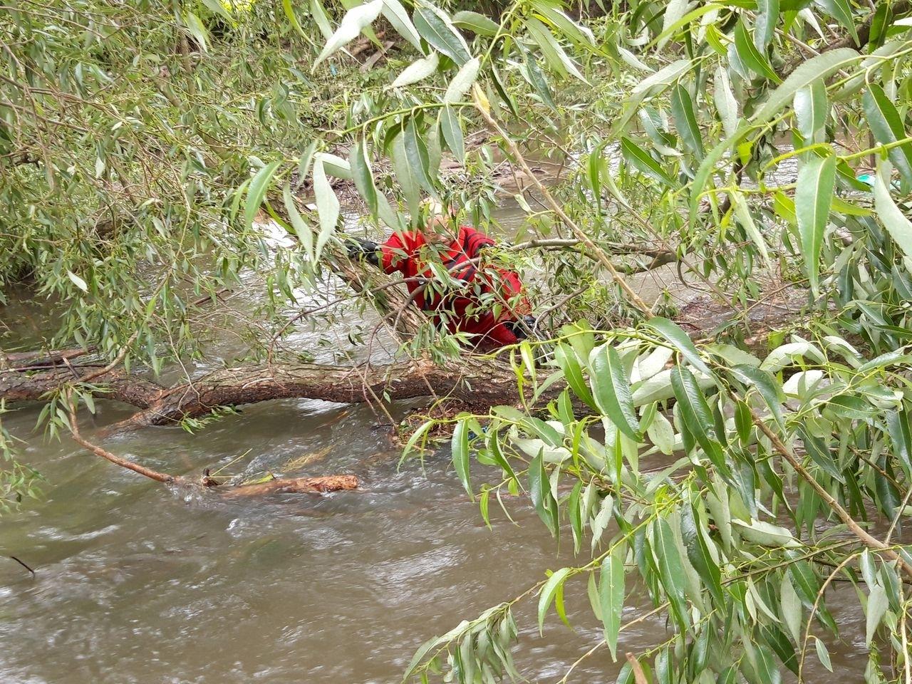 enu, kter zmizela pi povodnch v Oskav, hledaj i potpi