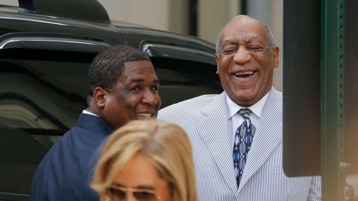 Nejvyšší soud USA osvobodil komika Billa Cosbyho odsouzeného za znásilnění