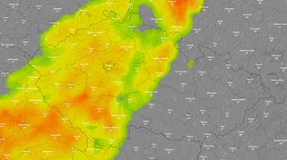 Vedro a bouřky vystřídá v sobotu vydatný déšť, varovali meteorologové