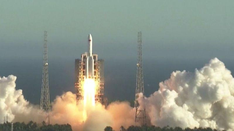 Čínská hypersonická střela vyvolává obavy, oblétla Zemi