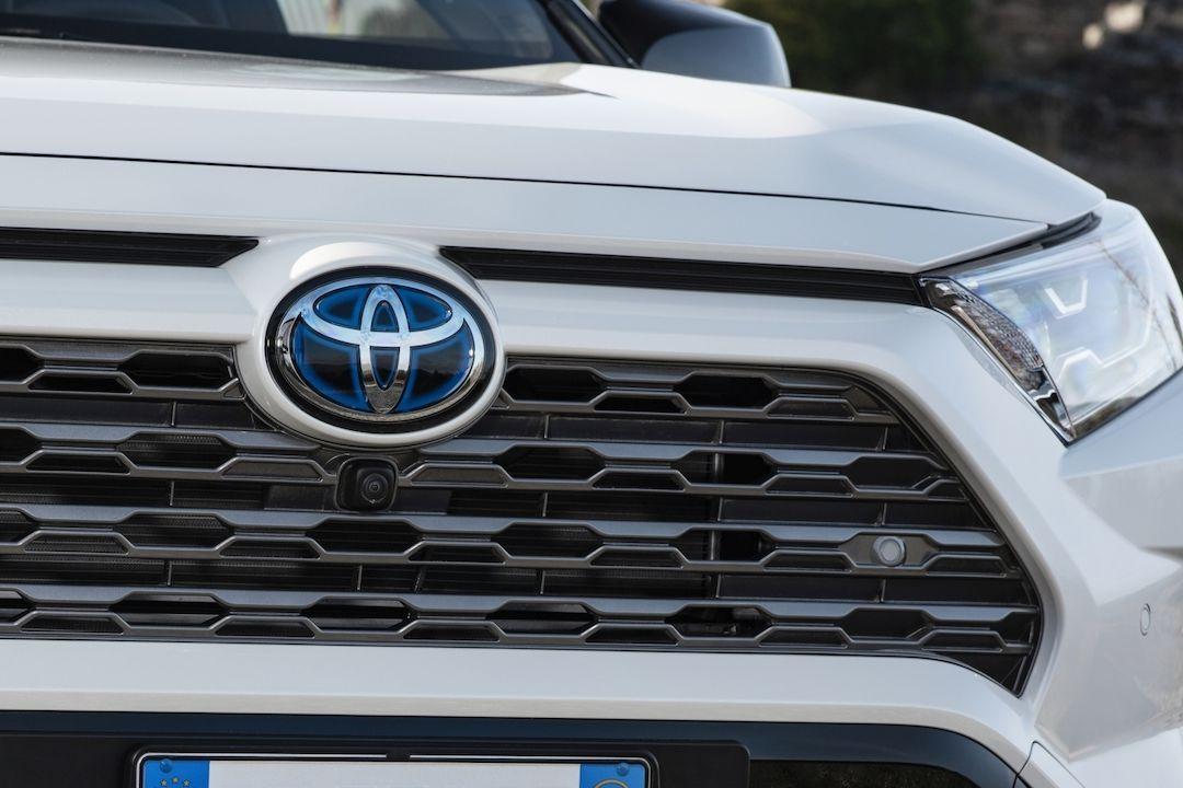 Toyota RAV4 (Ilustrační foto)