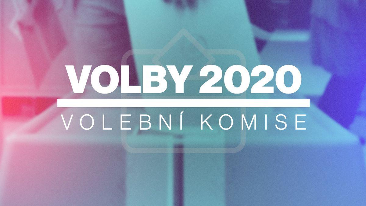 Volby 2020: Práce ve volební komisi