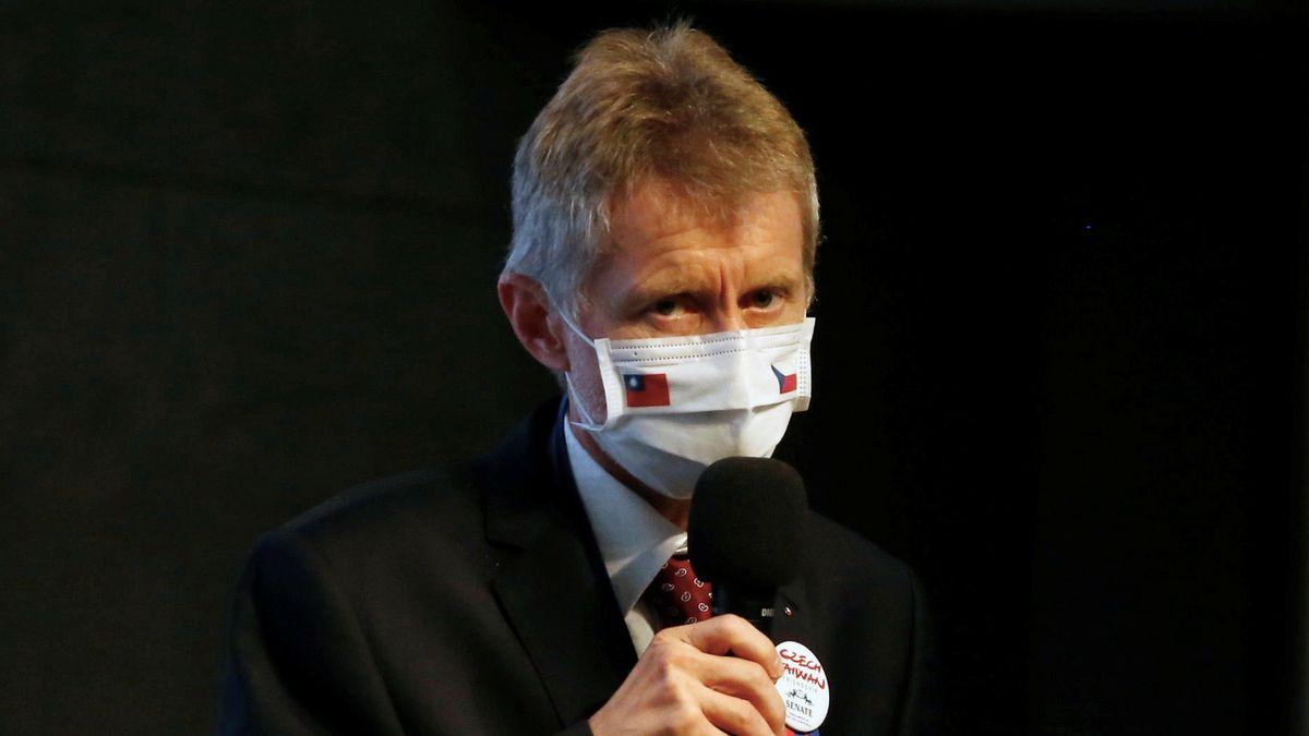 Vystrčil nejspíš zůstane předsedou Senátu díky Tchaj-wanu