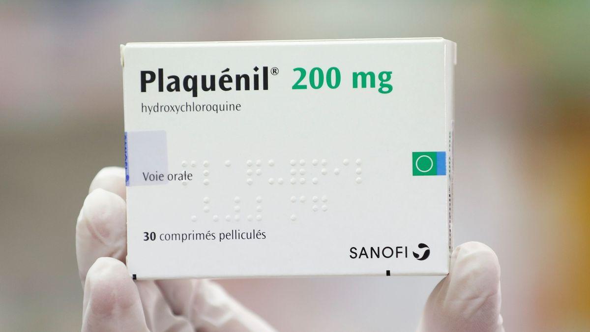 Prymula varuje před preventivním užívám plaquénilu. Může způsobit ztrátu zraku