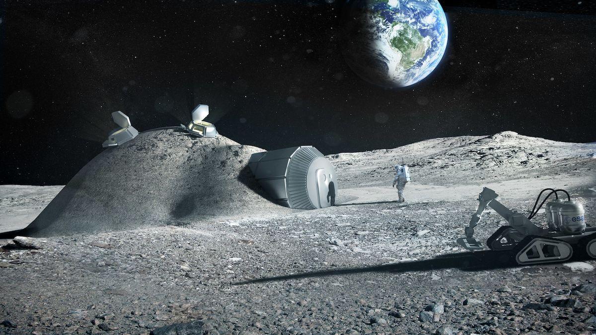 Kolik NASA zaplatí za dovážku vzorku půdy z Měsíce? Jeden dolar