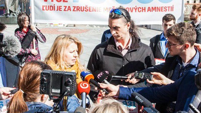 Prezidentka Čaputová má nového partnera, svého bývalého poradce