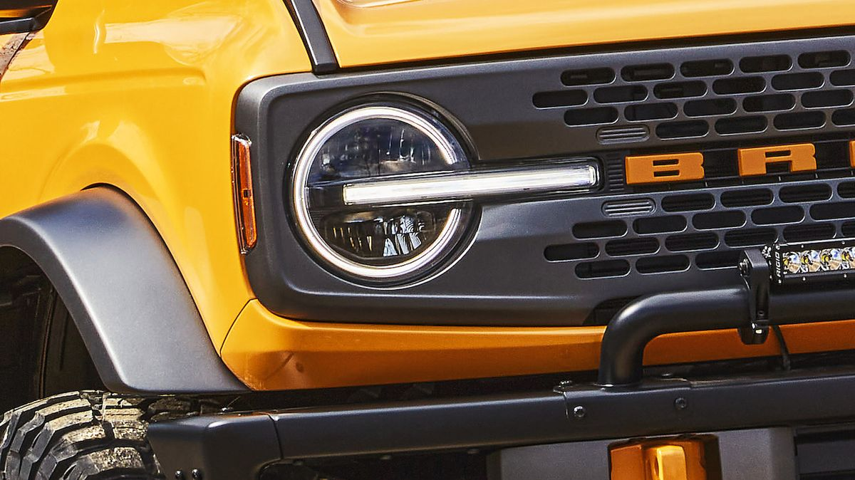 Ford chystá ostré Bronco Raptor