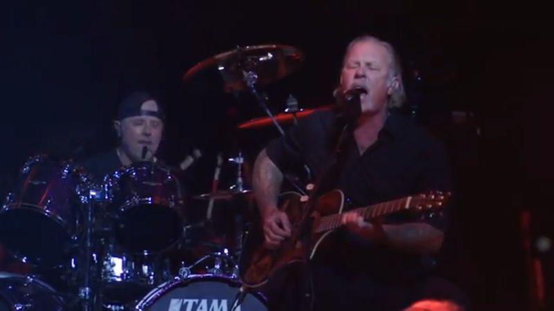 Metallica vydá živák se symfoniky