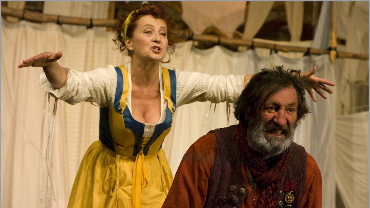 Herečka Simona Stašová: Shakespeare tu s námi bude ještě staletí