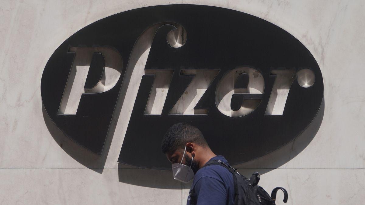 Sídlo firmy Pfizer v New Yorku