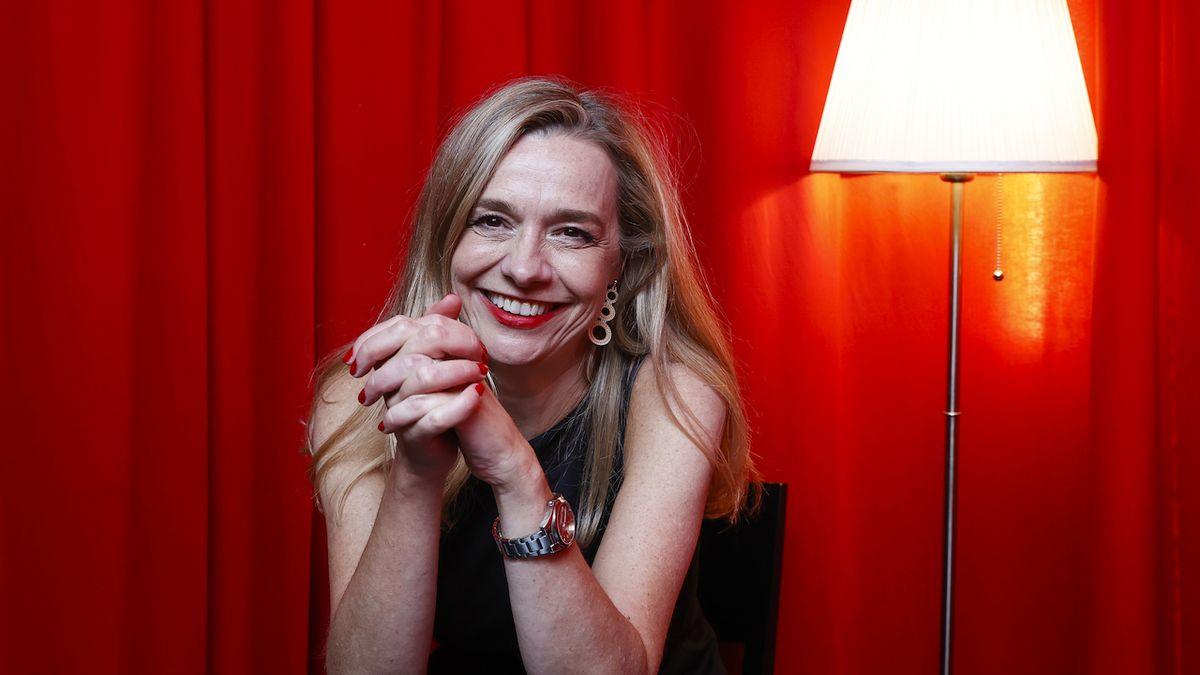 Andrea Sedláčková je rytířkou umění a literatury