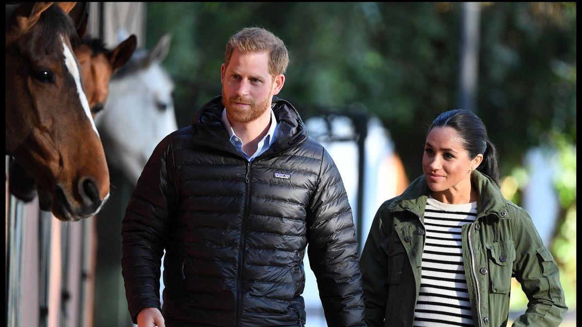 Královský palác prověří smlouvu Harryho a Meghan s Netflixem