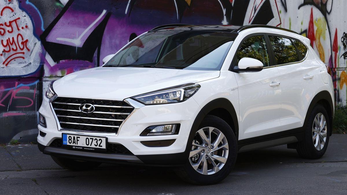 Hyundai svolává tucson, 13 tisícům aut v Česku hrozí požár